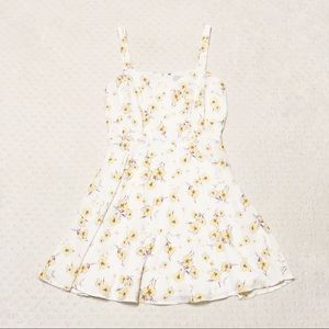 Lucca couture small floral dress cute mini